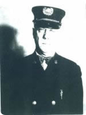 Photo of Captain Isaac Abraham