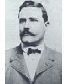 Photo of Detective James A. McCluskey