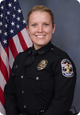 Photo of Detective Deidre Mengedoht
