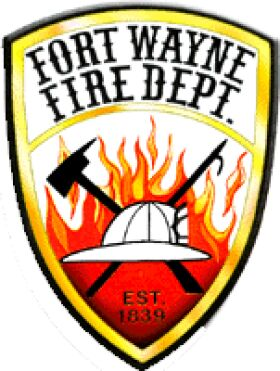 Fort Wayne Fire Department Patch