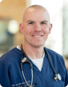 Photo of Doctor Christopher Bosche