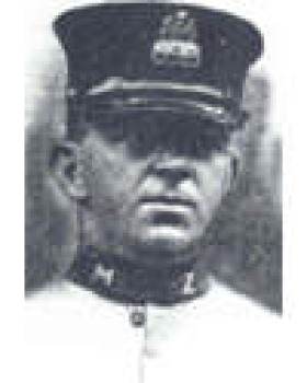 Photo of Police Officer William C. Carroll