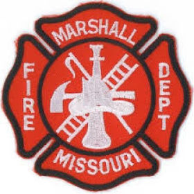 Marshall Fire Department Patch