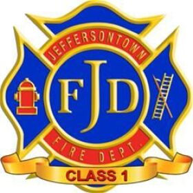 Jeffersontown Fire Department Patch