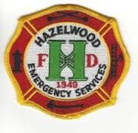 Hazelwood Fire Department Patch