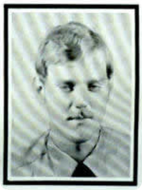 Photo of Firefighter Larry Wayne Straughn