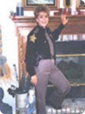 Photo of Special Deputy Kay Carolyn Gregory