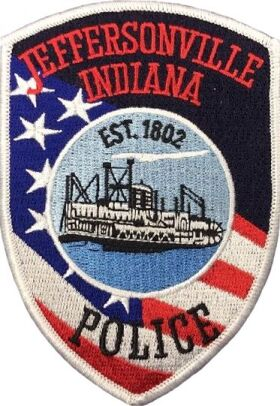 Jeffersonville Police Department Patch