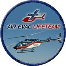 Air Evac Lifeteam (109) Patch