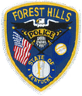 Forest Hills Police Department Patch