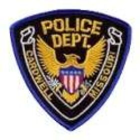Cardwell Police Department Patch