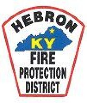 Hebron Fire Protection District Patch