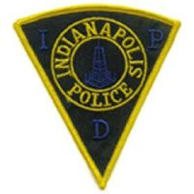 Indianapolis Police Department Patch