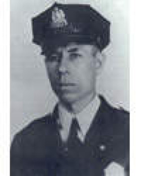 Photo of Officer Walter M. Bingham