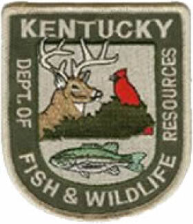 Kentucky Department of Fish & Wildlife Resources Patch