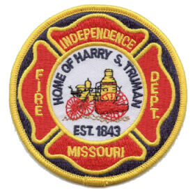 Independence Fire Department Patch