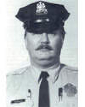 Photo of Police Officer Louis D. Sebold