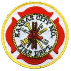 Kansas City Fire Department Patch