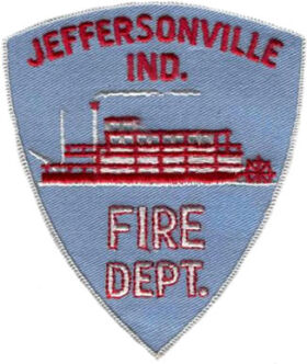 Jeffersonville Fire Department Patch