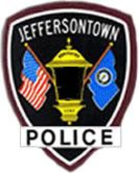 Jeffersontown Police Department Patch