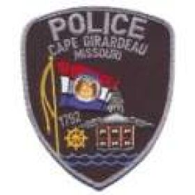 Cape Girardeau Police Department Patch