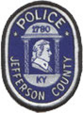 Jefferson County Police Department Patch