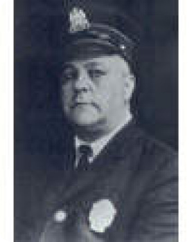 Photo of Sergeant Adolph Kreidler