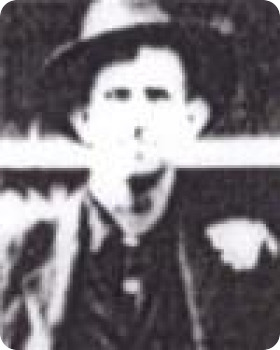 Photo of Deputy Sheriff Walter N. Campbell