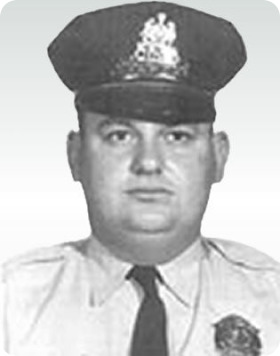 Photo of Officer Paul Benedict Oatman