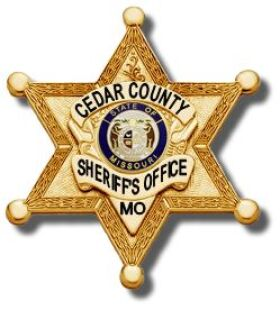 Cedar County Sheriff's Office Patch
