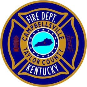 Campbellsville Fire & Rescue Patch