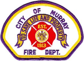 Murray Fire Department Patch