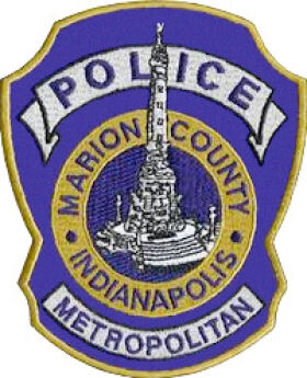 Indianapolis Metropolitan Police Department Patch