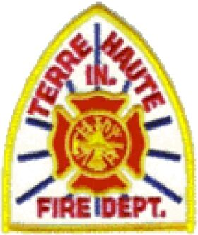 Terre Haute Fire Department Patch