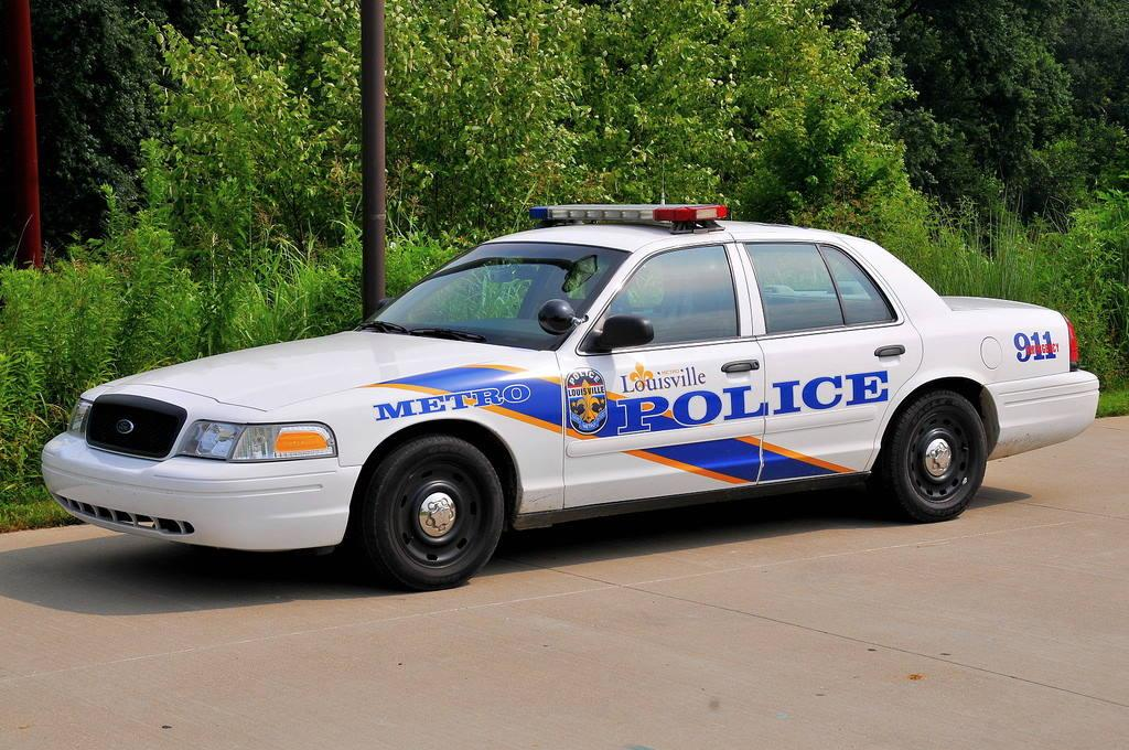 Louisville Metro Police Department Louisville Kentucky